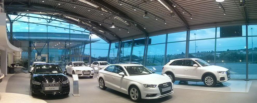 Έκθεση Audi Σταθόπουλος στη Χαλκίδα