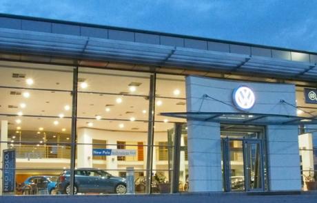 Έκθεση VW Σταθόπουλος στη Χαλκίδα