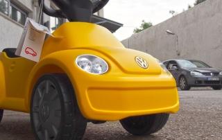 VW και για τους μικρούς μας φίλους